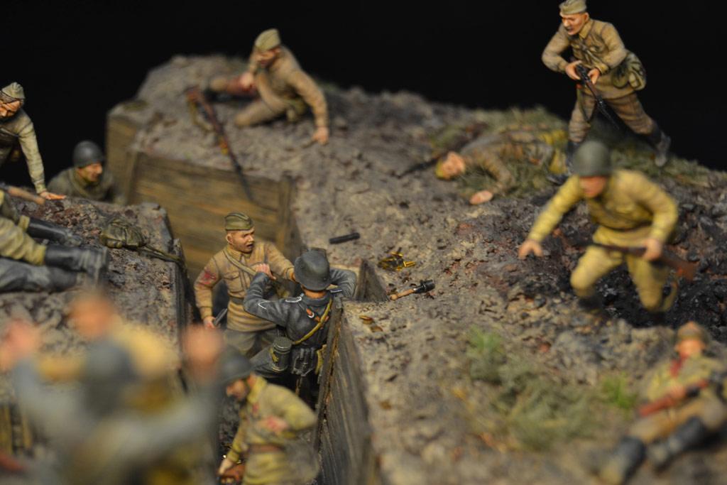 Dioramas and Vignettes: Penal battalion. The Breakthrough, photo #35