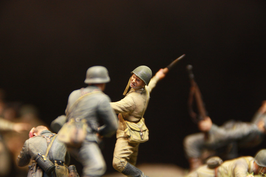 Dioramas and Vignettes: Penal battalion. The Breakthrough, photo #38