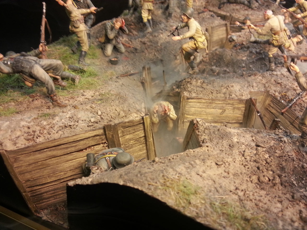 Dioramas and Vignettes: Penal battalion. The Breakthrough, photo #5