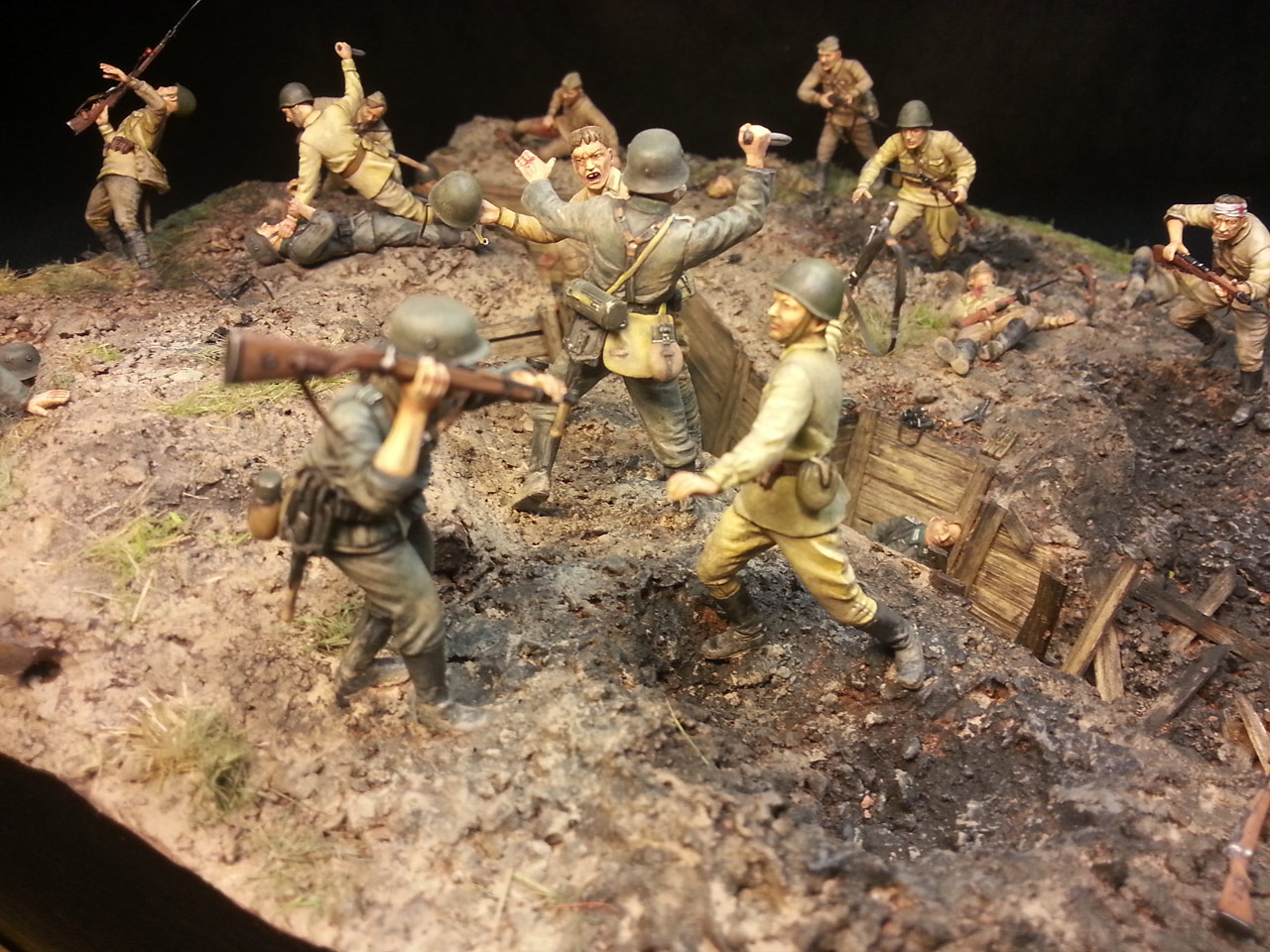 Dioramas and Vignettes: Penal battalion. The Breakthrough, photo #6