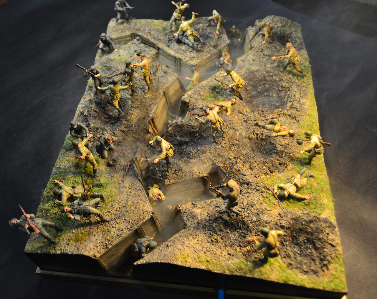 Dioramas and Vignettes: Penal battalion. The Breakthrough, photo #8