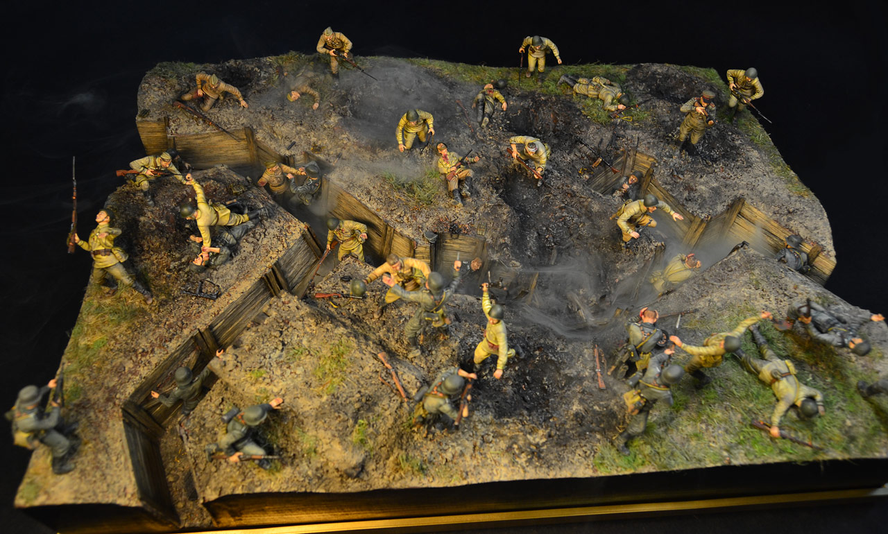Dioramas and Vignettes: Penal battalion. The Breakthrough, photo #9