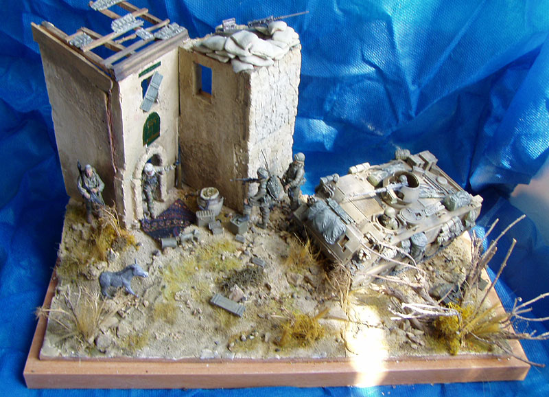 Dioramas and Vignettes: Raid, photo #1