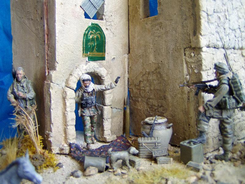 Dioramas and Vignettes: Raid, photo #4
