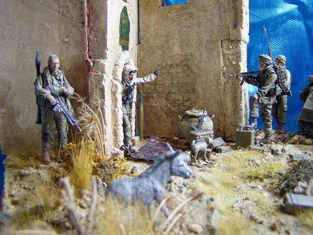 Dioramas and Vignettes: Raid