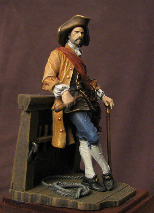 Figures: William Kidd, photo #4