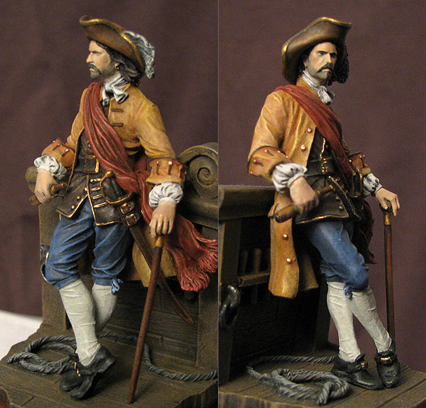Figures: William Kidd