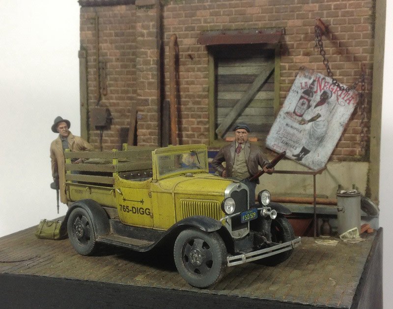 Dioramas and Vignettes: The Bootleggers, photo #1