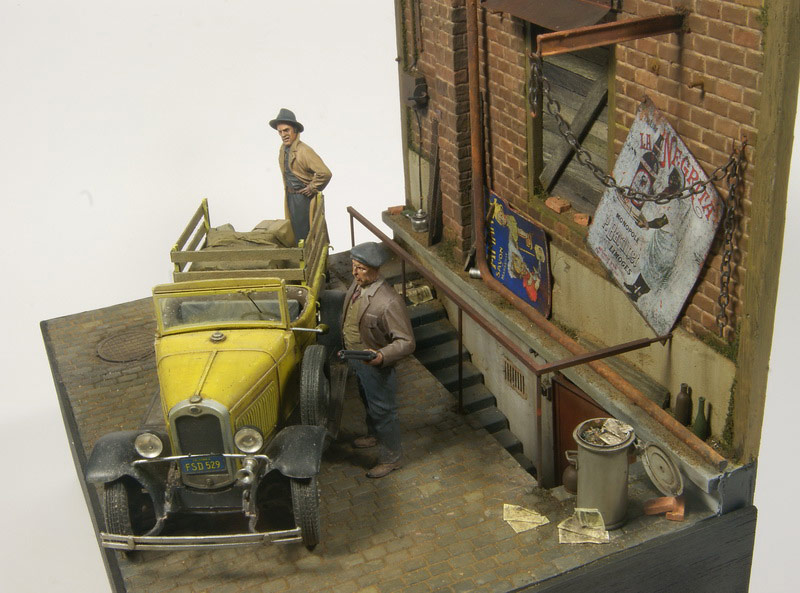 Dioramas and Vignettes: The Bootleggers, photo #10