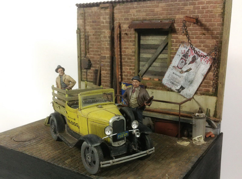 Dioramas and Vignettes: The Bootleggers, photo #2