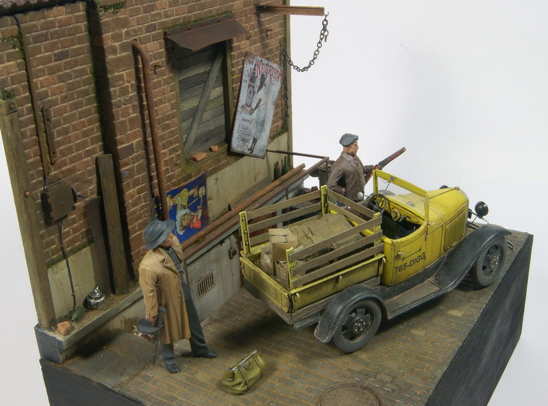 Dioramas and Vignettes: The Bootleggers, photo #3