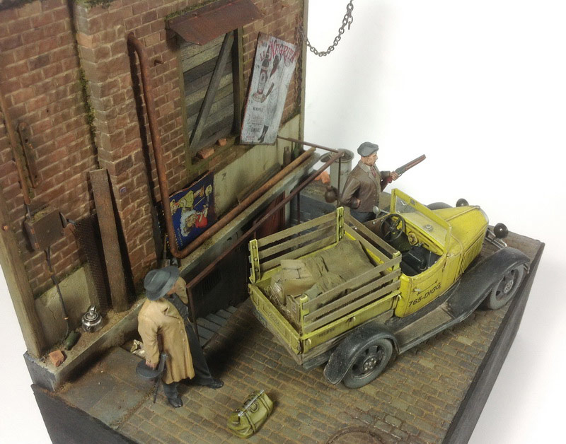 Dioramas and Vignettes: The Bootleggers, photo #5