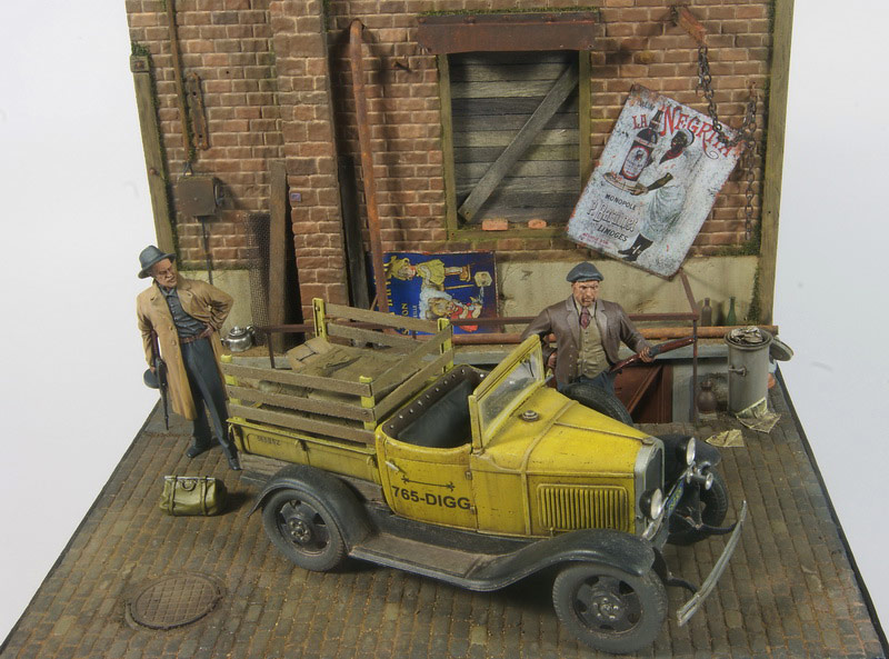Dioramas and Vignettes: The Bootleggers, photo #7