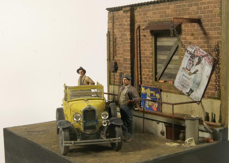 Dioramas and Vignettes: The Bootleggers, photo #8