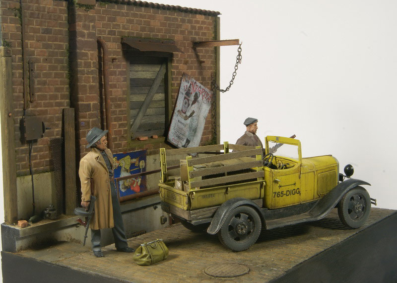 Dioramas and Vignettes: The Bootleggers, photo #9