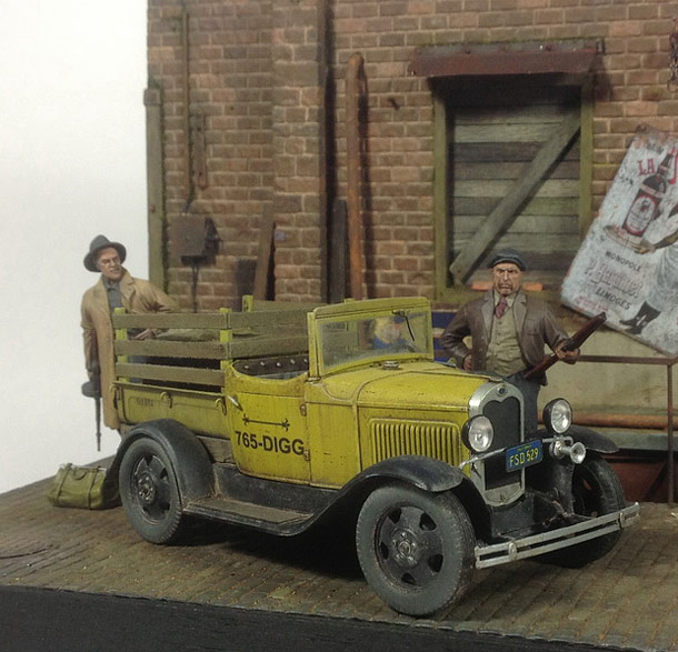 Dioramas and Vignettes: The Bootleggers