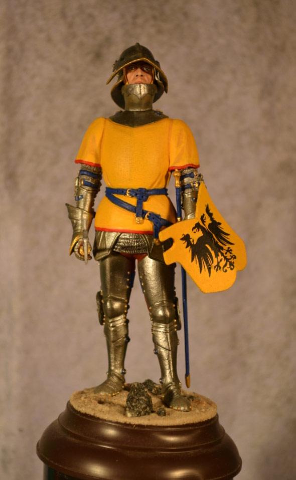 Training Grounds: German knight, 14th century, photo #1