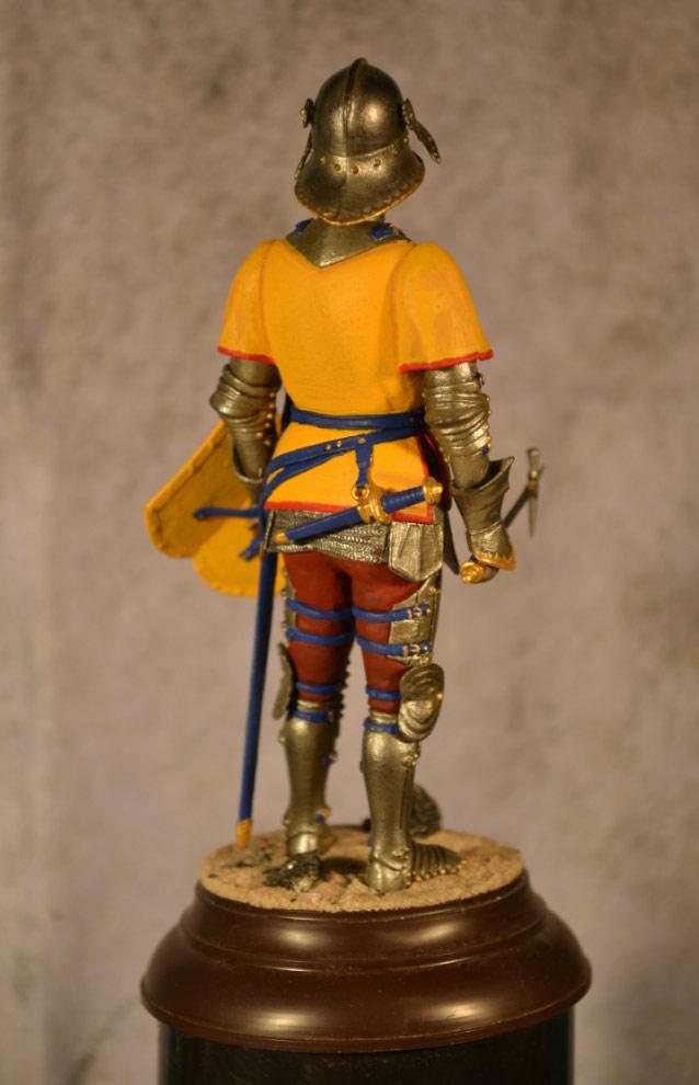 Training Grounds: German knight, 14th century, photo #3