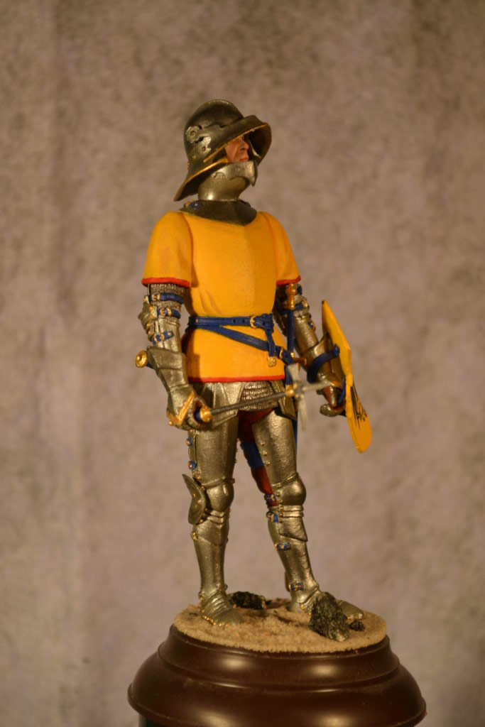 Training Grounds: German knight, 14th century, photo #4