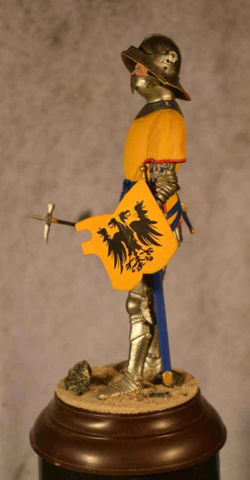 Training Grounds: German knight, 14th century, photo #5