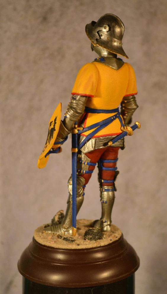 Training Grounds: German knight, 14th century, photo #6