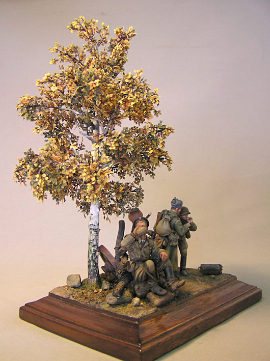 Dioramas and Vignettes: Let's Have a Smoke!, photo #1