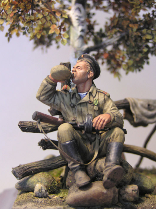Dioramas and Vignettes: Let's Have a Smoke!, photo #3