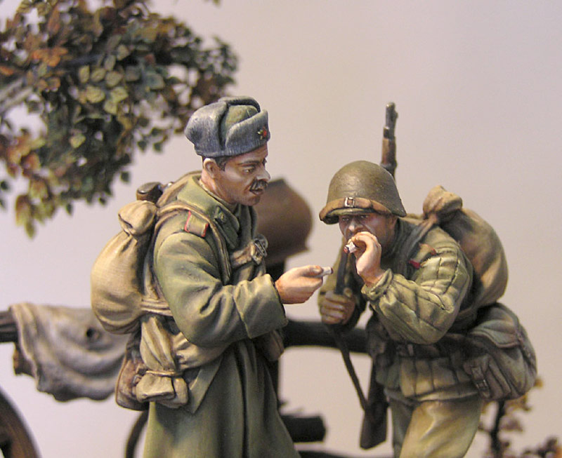 Dioramas and Vignettes: Let's Have a Smoke!, photo #4