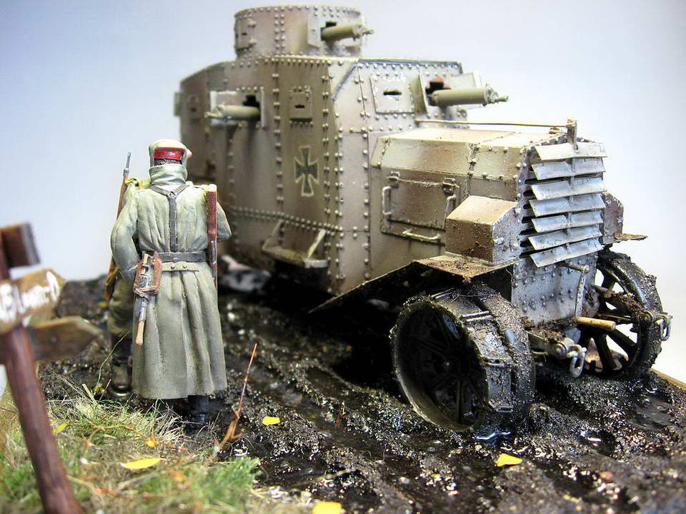 Dioramas and Vignettes: The «Peacemakers», or a «brotherly help» for Ukraine, photo #1