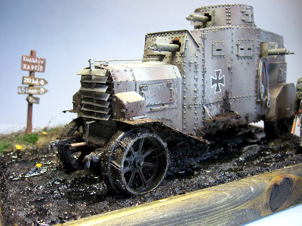 Dioramas and Vignettes: The «Peacemakers», or a «brotherly help» for Ukraine, photo #10