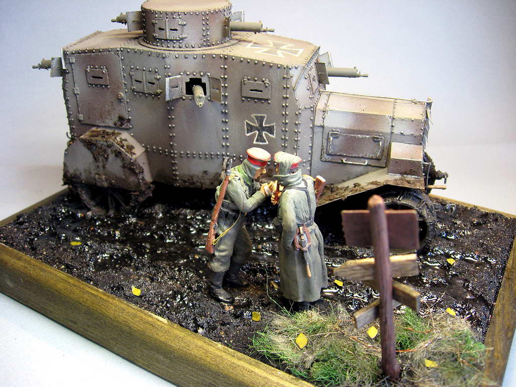 Dioramas and Vignettes: The «Peacemakers», or a «brotherly help» for Ukraine, photo #2