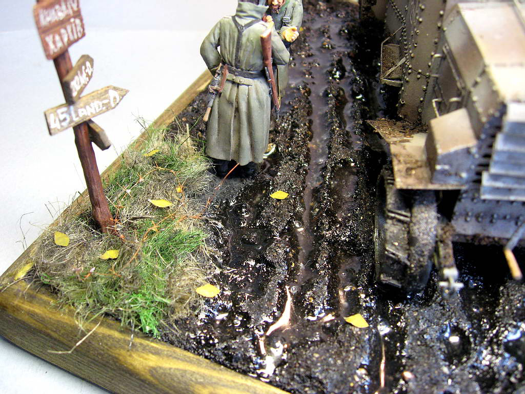 Dioramas and Vignettes: The «Peacemakers», or a «brotherly help» for Ukraine, photo #4