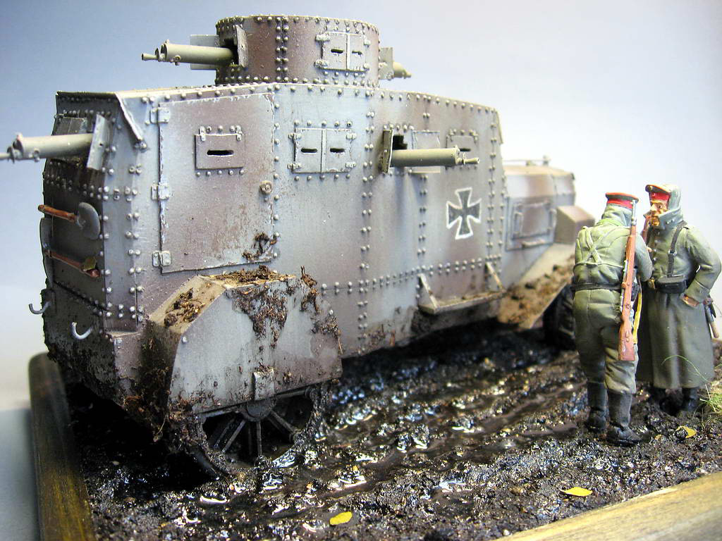 Dioramas and Vignettes: The «Peacemakers», or a «brotherly help» for Ukraine, photo #5