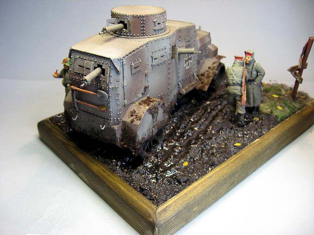 Dioramas and Vignettes: The «Peacemakers», or a «brotherly help» for Ukraine, photo #8
