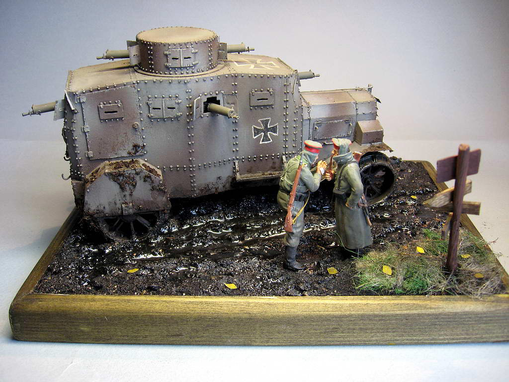 Dioramas and Vignettes: The «Peacemakers», or a «brotherly help» for Ukraine, photo #9