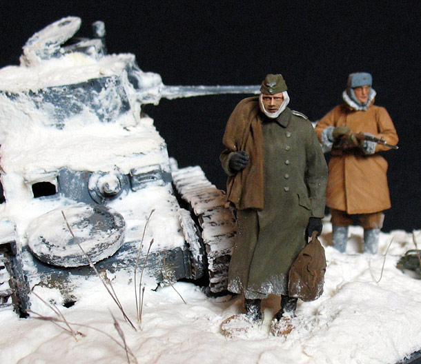 Dioramas and Vignettes: Inglorious End