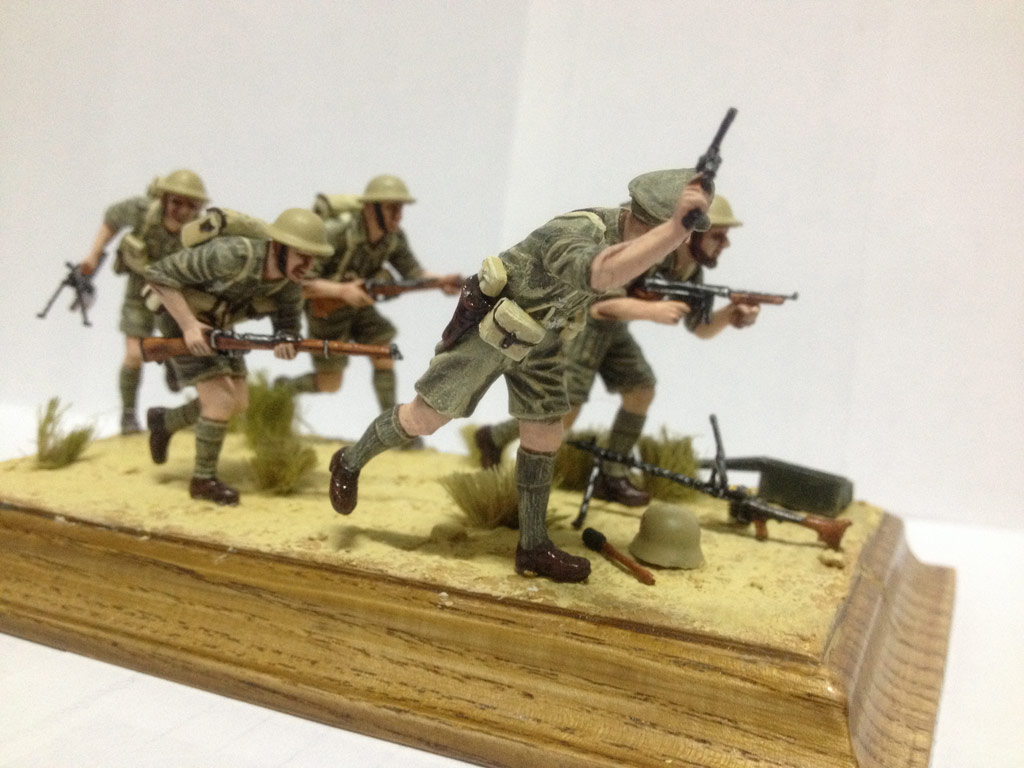 Training Grounds: British infantry in Africa, photo #2
