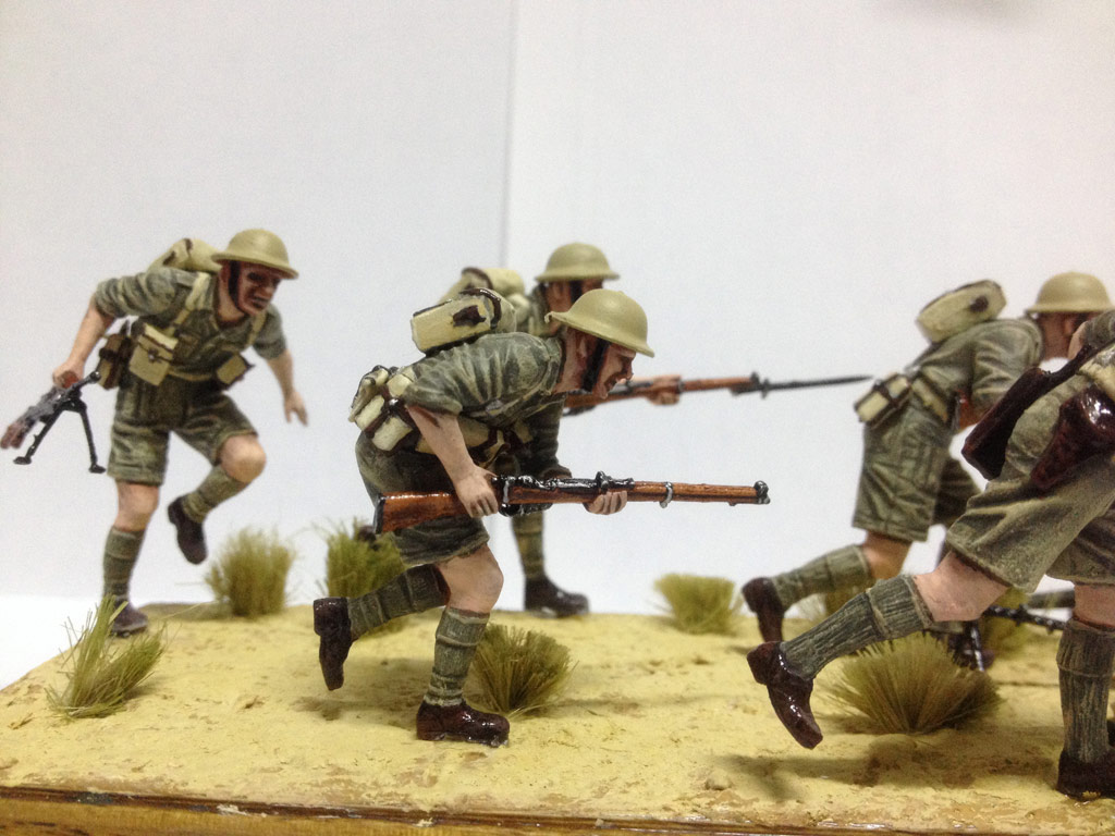 Training Grounds: British infantry in Africa, photo #3