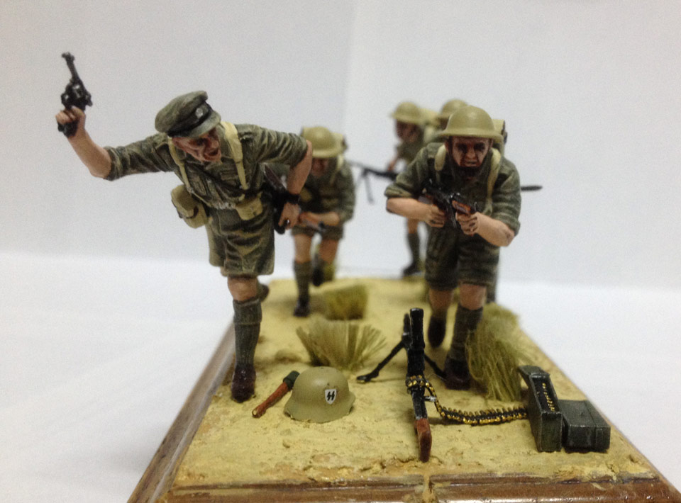 Training Grounds: British infantry in Africa, photo #5