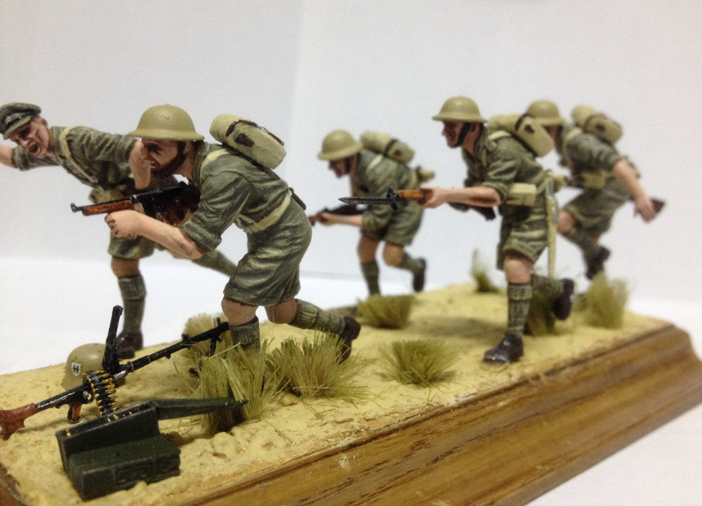 Training Grounds: British infantry in Africa, photo #6