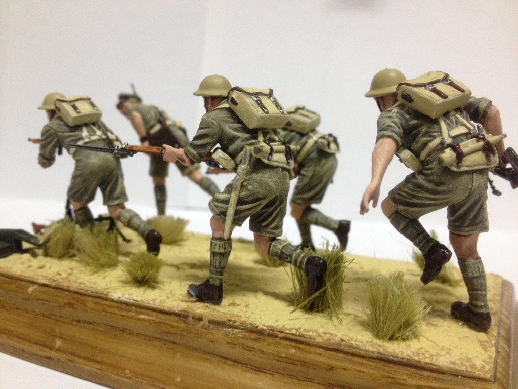 Training Grounds: British infantry in Africa, photo #7