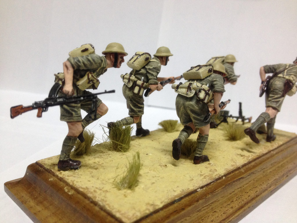 Training Grounds: British infantry in Africa, photo #8