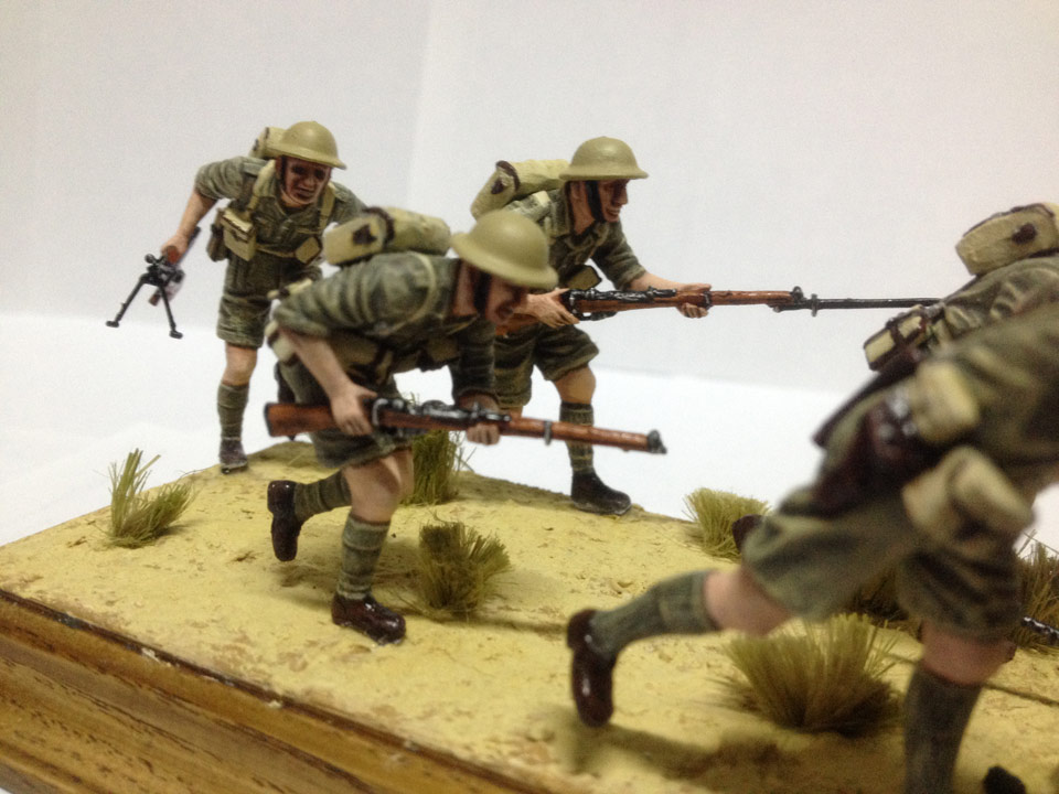 Training Grounds: British infantry in Africa, photo #9