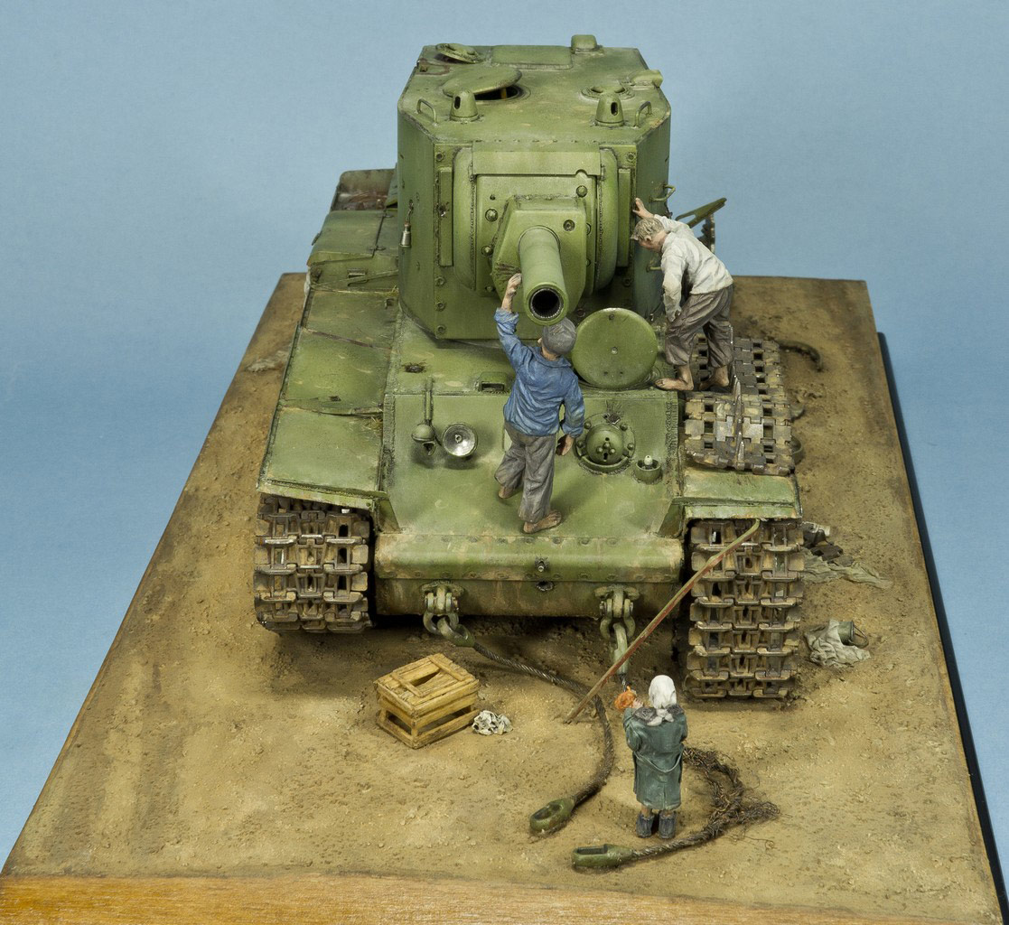 Dioramas and Vignettes: Ostrov-2, photo #13