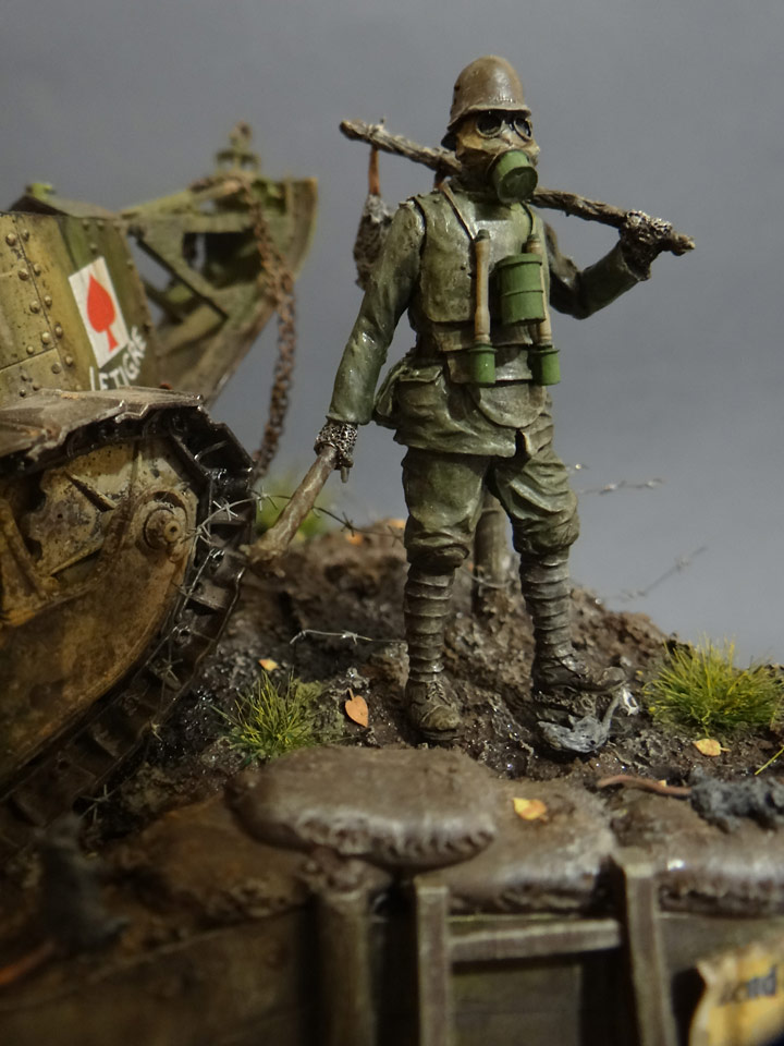 Dioramas and Vignettes: FT-17, photo #5