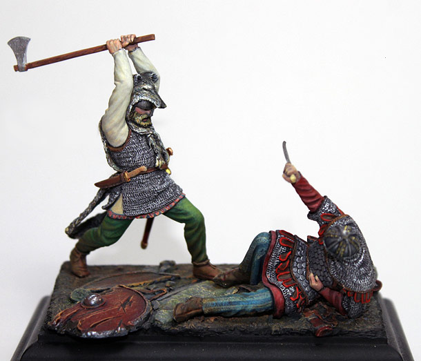 Dioramas and Vignettes: The Duel