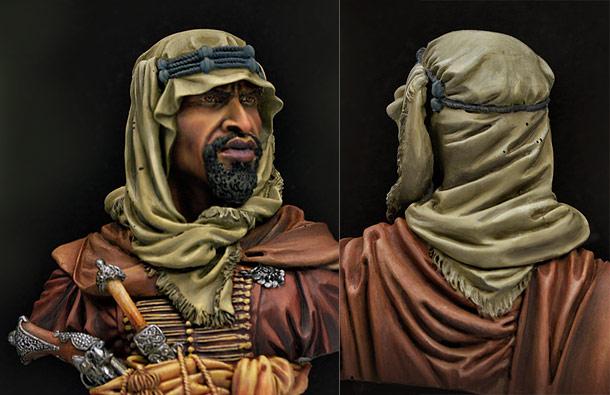 Figures: Arabian marauder