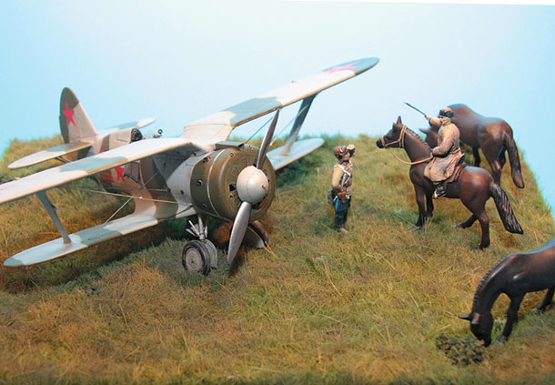 Dioramas and Vignettes: Lost in Khalkhin-Gol steppes