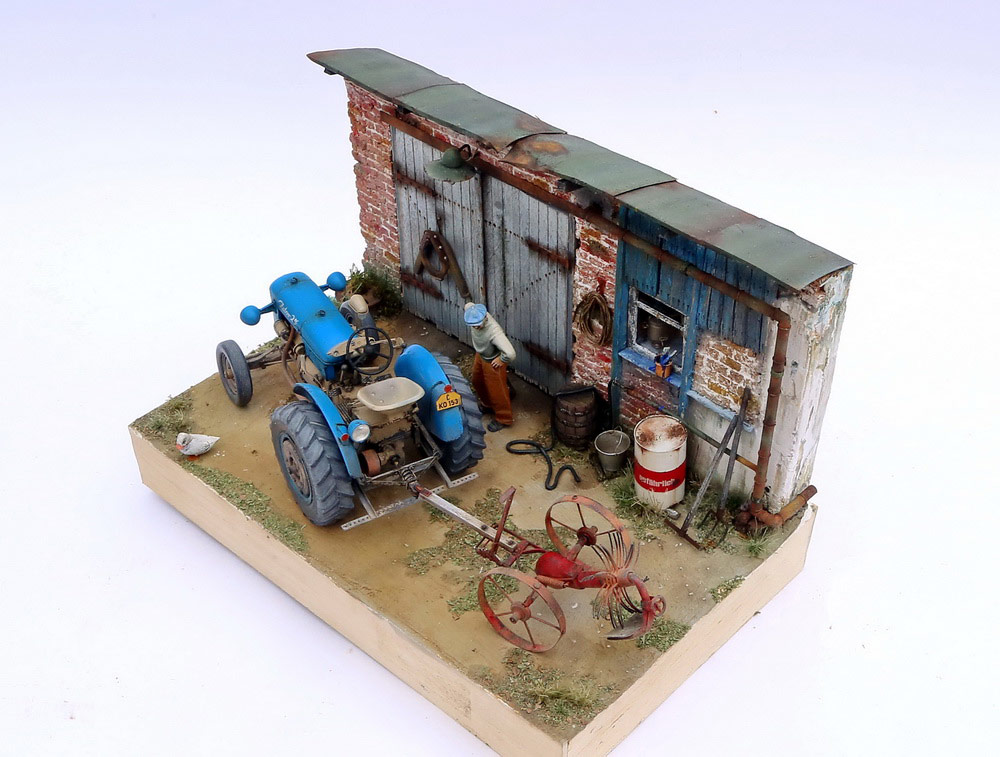 Dioramas and Vignettes: Czech homestead, photo #5