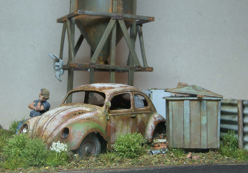 Dioramas and Vignettes: Rosie & the Beetle, photo #8